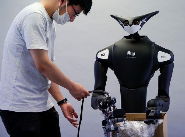 %name (تصاویر) رباتها همه جا هستند!