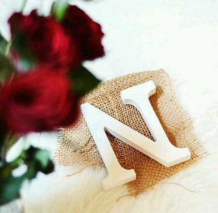 پروفایل حرف N, تصاویر پروفایل حرف N, کارت پستال حرف N
