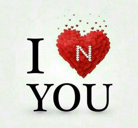 پوسترهای حروف انگلیسی,تصاویر کارت پستال های حرف N,تصاویر پوسترهای حرف N