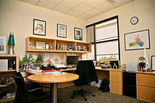 دفتر کار افراد مشهور,اخبارگوناگون,خبرهای گوناگون