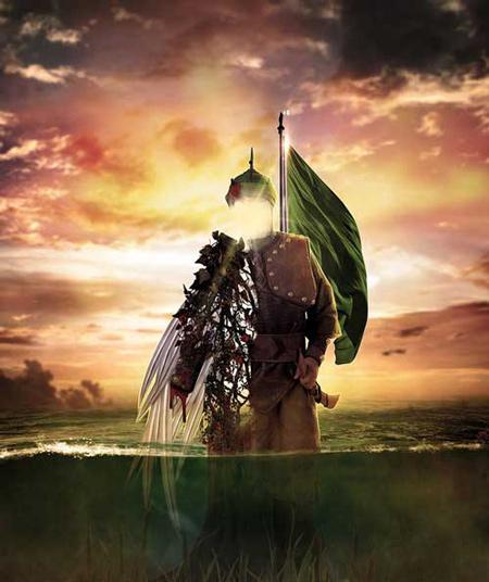 اشعار حضرت عباس,شعر حضرت ابوالفضل, شعر در وصف حضرت عباس