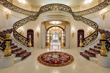 پله دوبلکس, پله های خانه دوبلکس