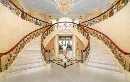 پله ی خانه های دوبلکس, مدل پله های دوبلکس