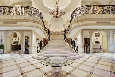 پله های خانه دوبلکس, پله خانه های دوبلکس
