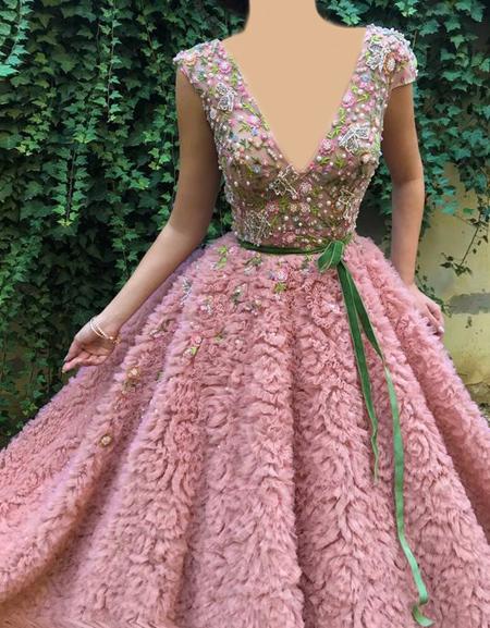 مدل لباس نامزدی, شیک ترین لباس نامزدی