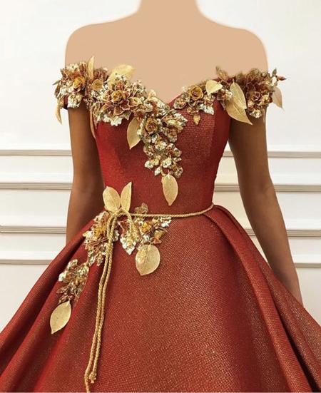 شیک ترین لباس عروس برای حنابندان, مدل لباس حنابندان