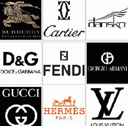 برند لباس, مارک های معروف لباس مردانه
