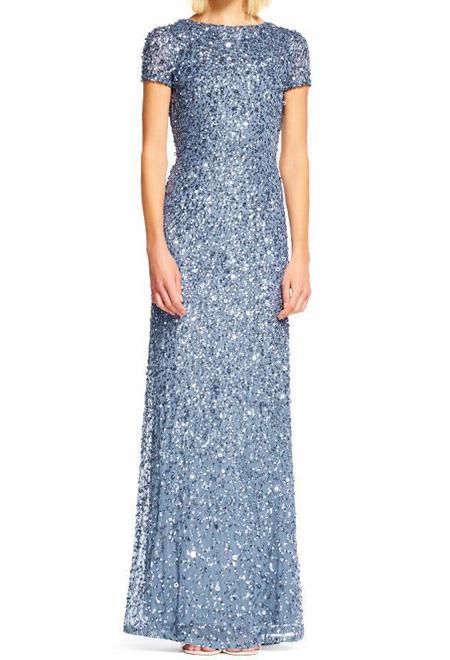 fashion1 model dress16 شیک ترین لباس های شب از جنس لمه