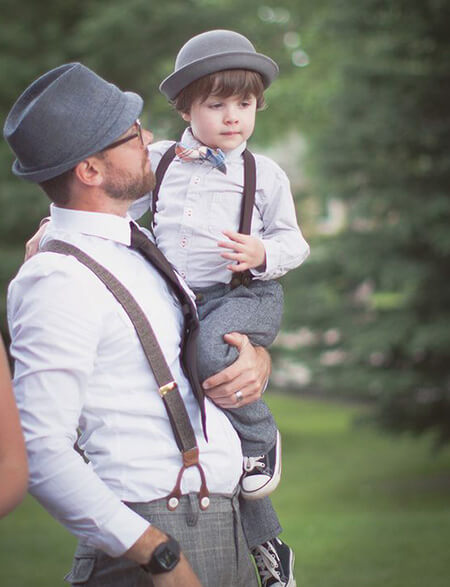father1 son2 set2 مدل های شیک ست پدر و پسر