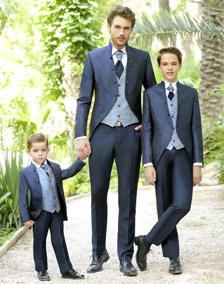 father1 son2 set6 مدل های شیک ست پدر و پسر