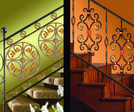 طرح های مدل نرده های فلزی, مدل طرح های نرده فلزی