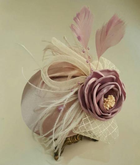 کلاه مجلسی دخترانه, مدل کاپ کلاه برای عروس