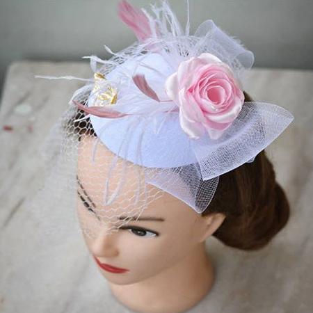 مدل کاپ کلاه برای عروس, جدیدترین کلاه های فرانسوی مجلسی