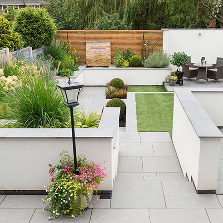 محوطه سازی باغ, محوطه سازی باغ چیست, آشنایی با محوطه سازی باغ