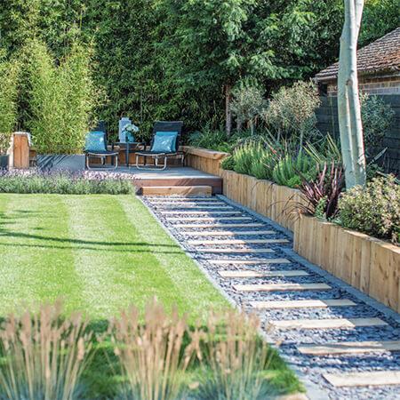 محوطه سازی باغ,آشنایی با محوطه سازی باغ,همه چیز از محوطه سازی باغ