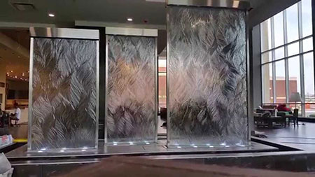 جدیدترین مدل آبنما شیشه ای, شیک ترین مدل آبنماهای شیشه ای