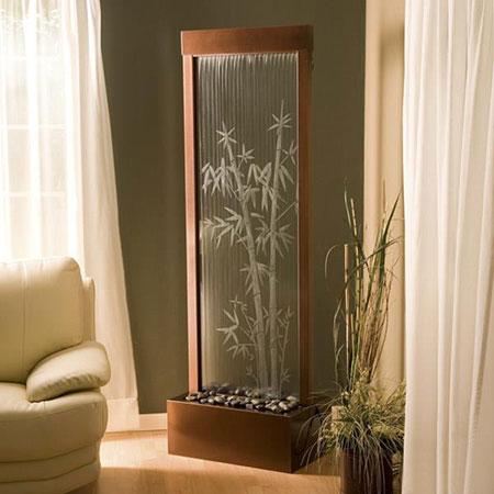 ایده هایی برای آبنما شیشه ای,آبنما شیشه ای