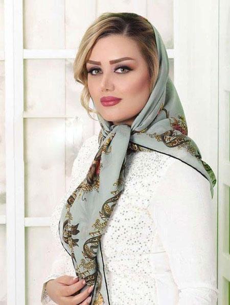 hairstyles scarves shawls 3 انواع مدل مو زیر شال و روسری