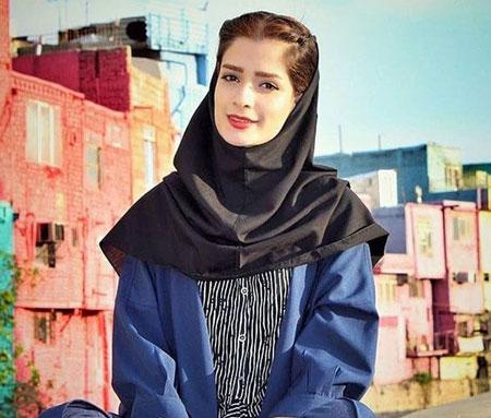 hairstyles scarves shawls 4 انواع مدل مو زیر شال و روسری