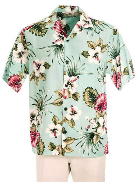 پیراهن های هاوایی جدید,مدل پیراهن هاوایی