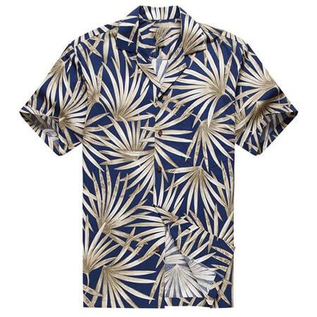 پیراهن های هاوایی با زمینه ی روشن, پیراهن هاوایی با زمینه ی تیره