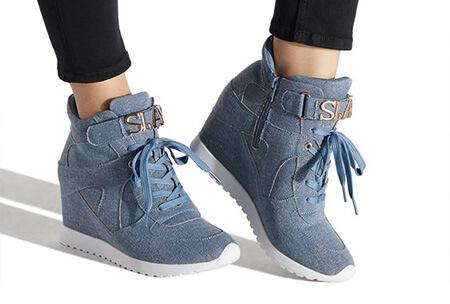 کفش اسپرت لژ مخفی,مدل کفش اسپرت لژدار