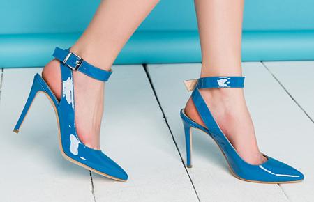 روش ست کردن کفش های پاشنه بلند رنگی, نحوه ست کردن با کفش های پاشنه بلند