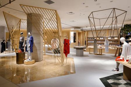 interior decoration2 shop3 جدیدترین دکوراسیون داخلی مغازه