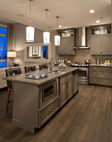 شیک ترین مدل جزیره آشپزخانه,جزیره آشپزخانه