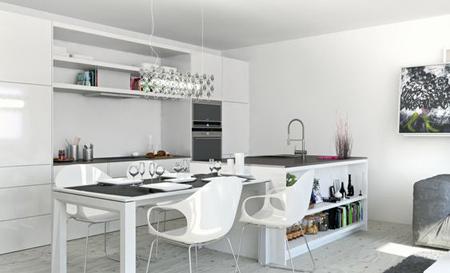 مدل جزیره آشپزخانه,ایده هایی برای طراحی جزیره آشپزخانه