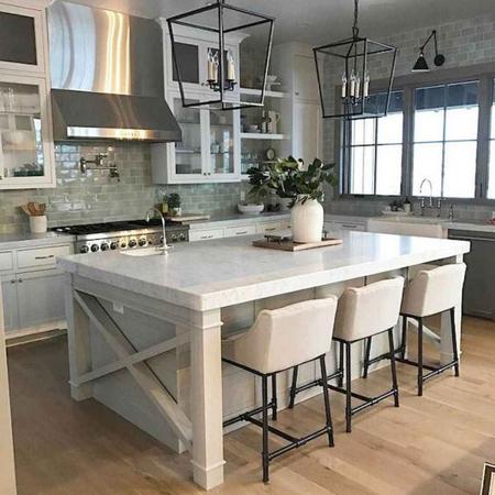 مدل میز جزیره اشپزخانه مدرن,مدل میز جزیره آشپزخانه