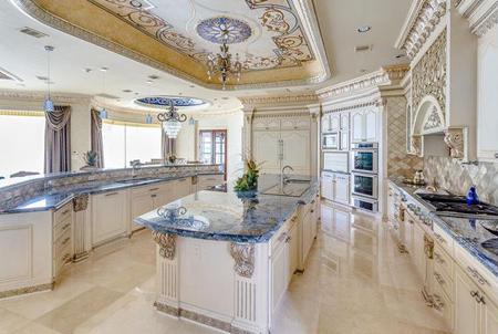 شیک ترین طرح های جزیره آشپزخانه,مدل جزیره آشپزخانه