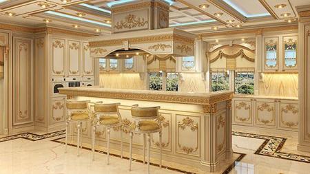 مدرن ترین جزیره آشپزخانه,مدل میز جزیره آشپزخانه
