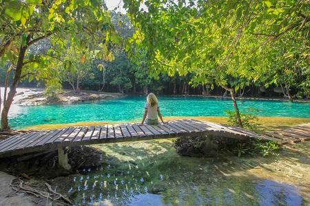 جزیره کرابی تایلند, جاذبه های کرابی, کرابی تایلند