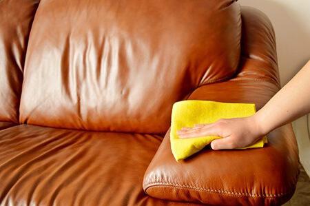 نکاتی برای تمیز کردن چرم, راهنمای نگهداری از چرم, اصولی برای نگهداری از چرم