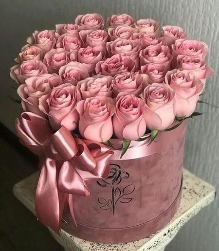 طرح های باکس گل برای خواستگاری, انواع باکس های گل برای خواستگاری, تزیینات باکس گل