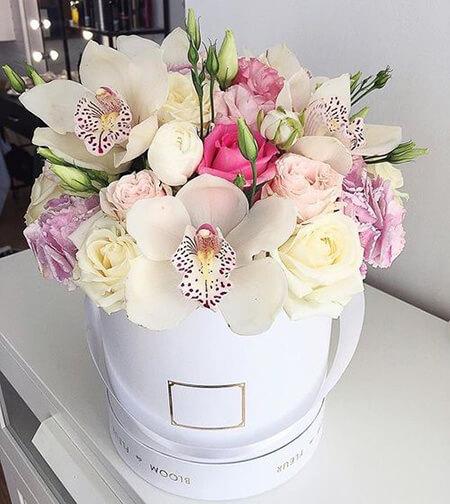 مدل های باکس گل برای خواستگاری,تزیینات باکس گل,طرح های باکس گل برای خواستگاری