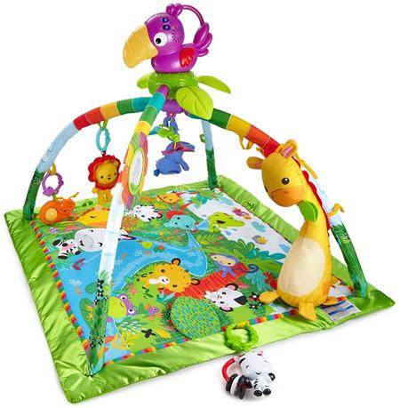 مدل های تشک بازی نوزاد, تشک های بازی نوزاد