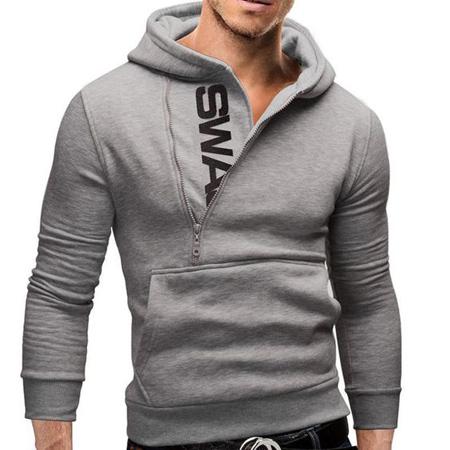 لباس زمستانی مردانه, طراحی هودی مردانه