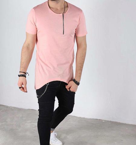 تیشرت لانگ, لباس لانگ مردانه