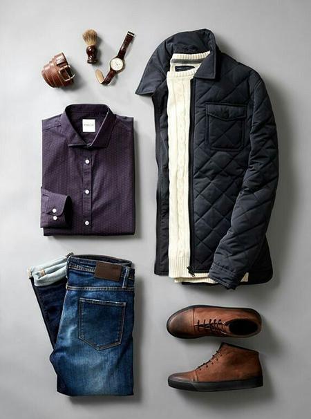 men1 winter2 set2 jacket3 ست زمستانی مردانه با کاپشن