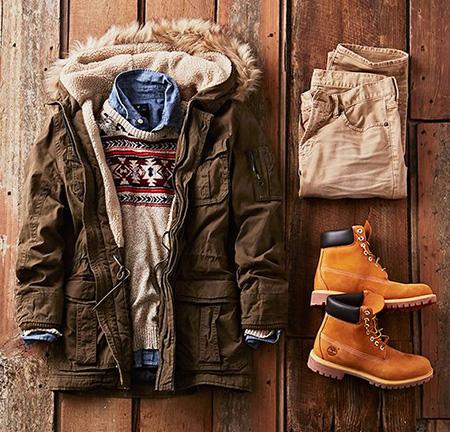 men1 winter2 set2 jacket4 ست زمستانی مردانه با کاپشن