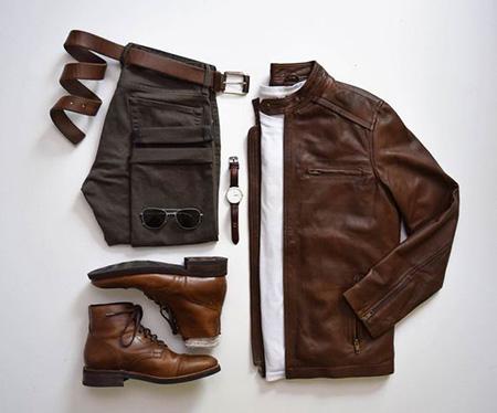 men1 winter2 set2 jacket5 ست زمستانی مردانه با کاپشن