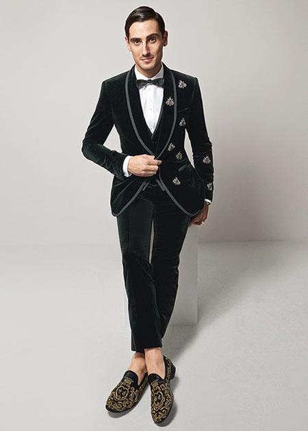 مدل کت مردانه, کت مجلسی مردانه