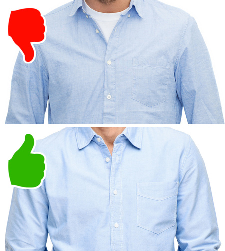 مهارت های لباس پوشیدن آقایان,روش خوش تیپی آقایان