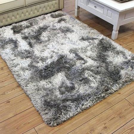 تصاویر فرش های پرزدار,قیمت فرش خزدار