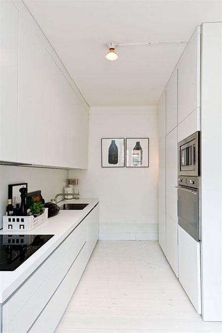 دکوراسیون آشپزخانه های کوچک,طراحی آشپزخانه کوچک