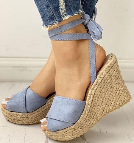 کفش تابستانی,مدل کفش تابستانی پاشنه دار