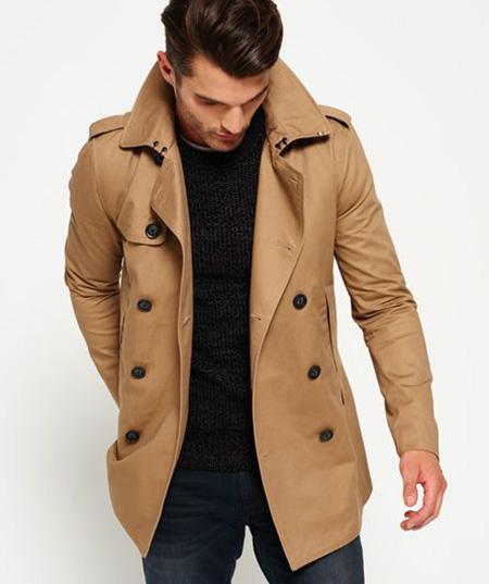 کت زمستانی مردانه,بالاپوش مردانه