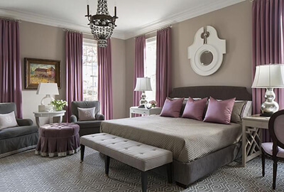 mo17473 بهترین رنگ اتاق خواب